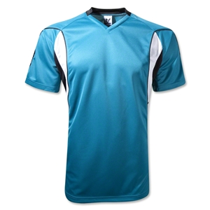 High Five Helix Soccer Jersey (Teal)