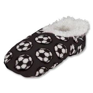 Snoozies Soccer Slippers
