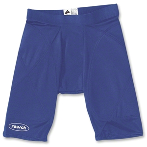 reusch Padded Compression Goalkeeper Shorts (Royal)