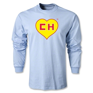 Chapulin LS T-Shirt (Sky Blue)