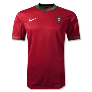 Portugal 12/14 Home Soccer Jersey