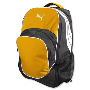 PUMA Teamsport Formation Ball Backpack (Orange)