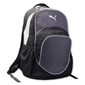 PUMA Teamsport Formation Ball Backpack (Gray)