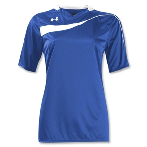 Under Armour Women's Chaos Jersey (Roy/Wht)
