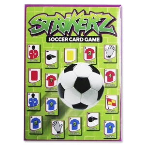 StrikerZ Soccer Card Game