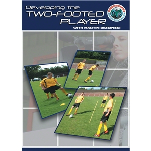 Developing the Two-Footed Player DVD