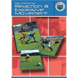 Developing Reaction and Explosive Movement DVD