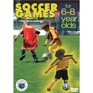 Soccer Games for 6-8 Year Olds