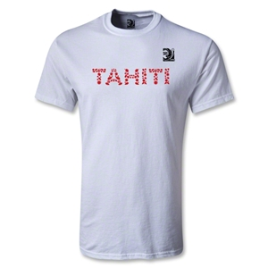FIFA Confederations Cup 2013 Youth Tahiti T-Shirt (White)