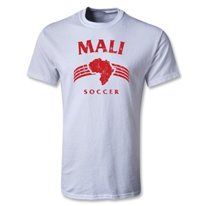 Mali Youth Country T-Shirt (White)