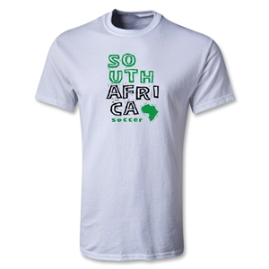 South Africa Youth Country T-Shirt (White)