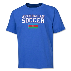 Azerbaijan Youth Soccer T-Shirt (Royal)