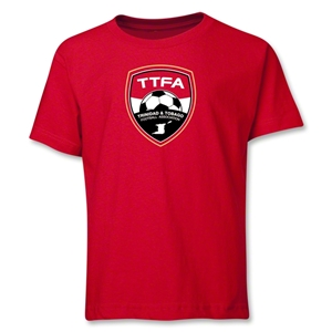 Trinidad and Tobago Youth T-Shirt (Red)