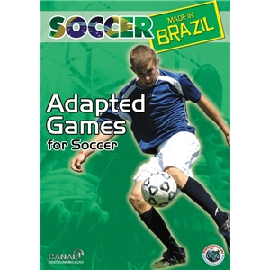 Adapted Games For Soccer-DVD