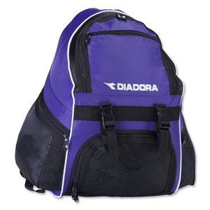 Diadora Squadra Backpack (Purple)