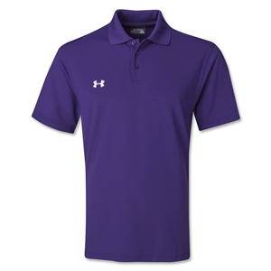 Under Armour Performance Team Polo (Purple)