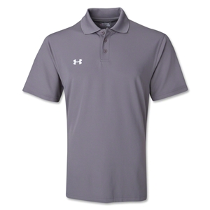 Under Armour Performance Team Polo (Gray)