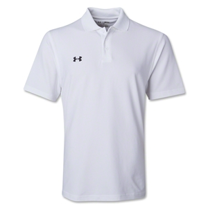 Under Armour Performance Team Polo (White)
