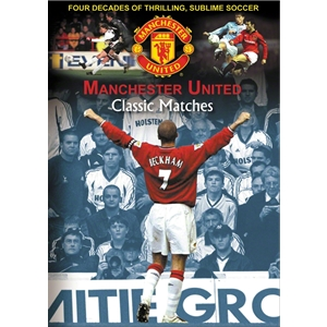 Manchester United Classic Matches DVD
