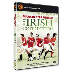 Manchester United The Irish Connection DVD
