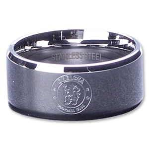 Chelsea Crest Band Ring