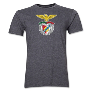 Benfica Fashion Soccer T-Shirt (Dark Grey)