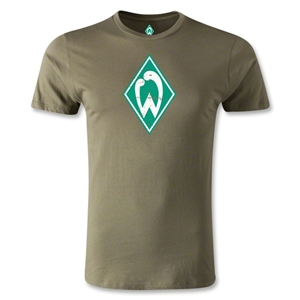 Werder Bremen Men's Fashion T-Shirt (Olive)