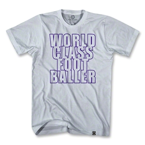 Objectivo World Class Footballer T-Shirt