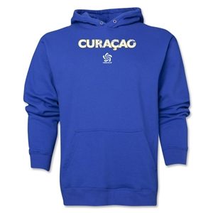 Curacao CONCACAF Distressed Hoody (Royal)