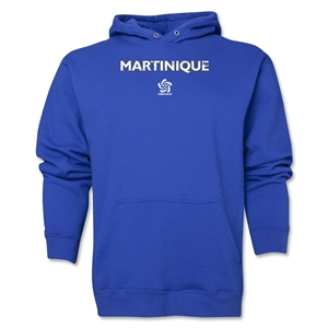 Martinique CONCACAF Distressed Hoody (Royal)