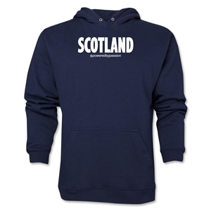 Scotland Powered by Passion Hoody (Navy)