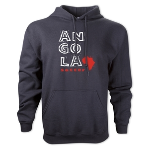 Angola Country Hoody (Black)