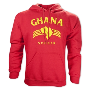 Ghana Country Hoody (Red)