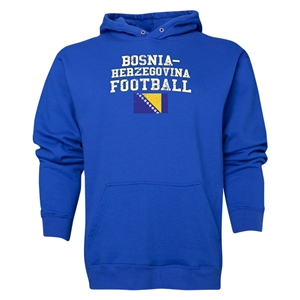 Bosnia-Herzegovina Football Hoody (Royal)