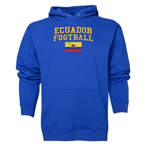 Ecuador Football Hoody (Royal)