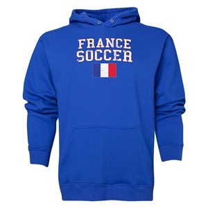 France Soccer Hoody (Royal)