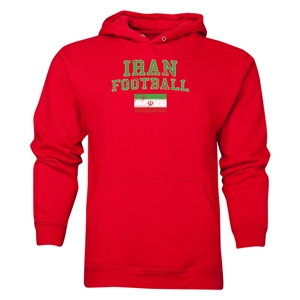 Iran Football Hoody (Red)