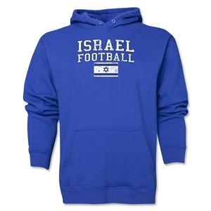 Israel Football Hoody (Royal)