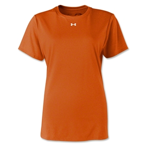 Under Armour Women's Locker T-Shirt (Dk Orange)