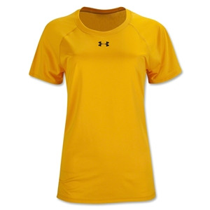Under Armour Women's Locker T-Shirt (Gold)