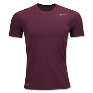 Nike Legend Poly Top (Maroon)