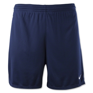 Nike Hertha Knit Soccer Shorts (Navy/White)