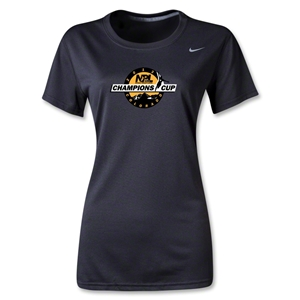 NPL Champions Cup 2013 Women's Legend T-Shirt (Black)