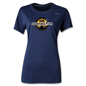 NPL Champions Cup 2013 Women's Legend T-Shirt (Navy)