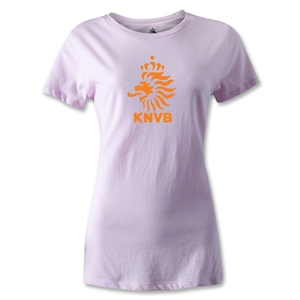Netherlands Women's T-Shirt (Pink)