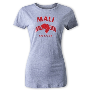 Mali Women's Country T-Shirt (Gray)
