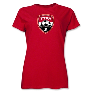 Trinidad and Tobago Women's T-Shirt (Red)