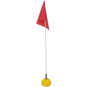 Veloce Spring Loaded Corner Flags w/ Dome Base