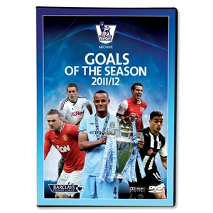 2011/12 Premier League Goals of the Season DVD