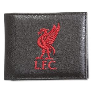 Liverpool Crest Embroidered Wallet